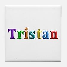 Tristan Shiny Colors Tile Coaster