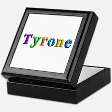 Tyrone Shiny Colors Keepsake Box
