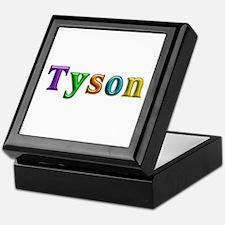Tyson Shiny Colors Keepsake Box