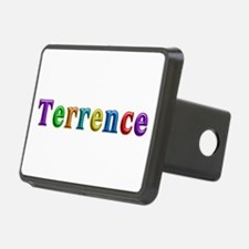 Terrence Shiny Colors Hitch Cover