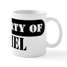 Property of Jamel Coffee Mug