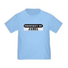 Property of Jamel T