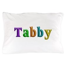 Tabby Shiny Colors Pillow Case