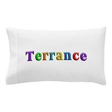 Terrance Shiny Colors Pillow Case