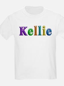 Kellie Shiny Colors T-Shirt