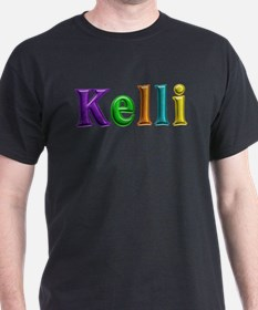 Kelli Shiny Colors T-Shirt