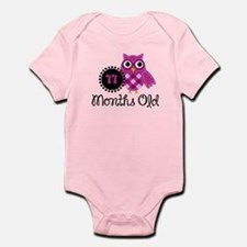 11 Months Old Body Suit
