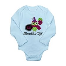 12 Months Old Body Suit