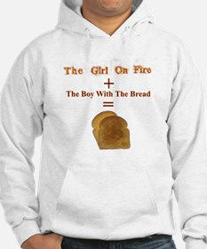 Toast, The Girl on Fire Hoodie