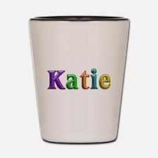Katie Shiny Colors Shot Glass