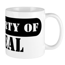 Property of Isreal Mug