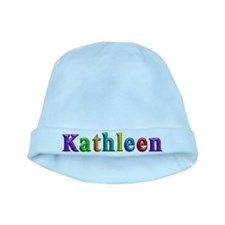 Kathleen Shiny Colors baby hat