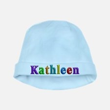Kathleen Shiny Colors baby hat