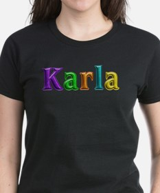 Karla Shiny Colors T-Shirt