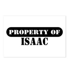 Property of Isaac Postcards (Package of 8)