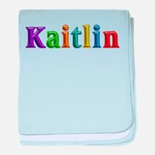 Kaitlin Shiny Colors baby blanket
