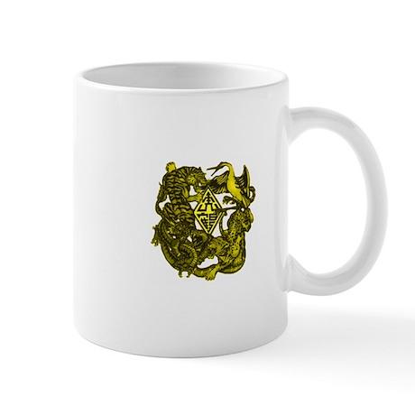 5 Animal Set Regular Coffee Mug!