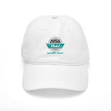 1956 Birthday Vintage Chrome Baseball Cap