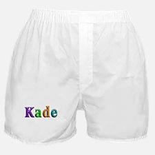 Kade Shiny Colors Boxer Shorts