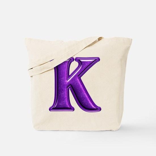 K Shiny Colors Tote Bag
