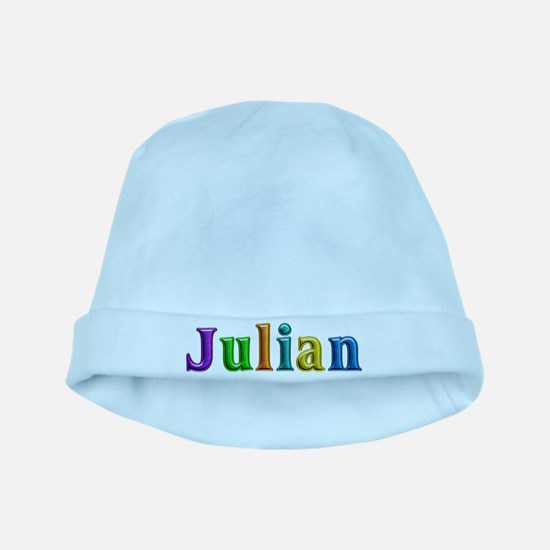 Julian Shiny Colors baby hat