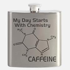 Molecular Caffeine Flask