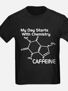 Molecular Caffeine T-Shirt