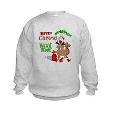 Merry Hump Day Christmas Sweatshirt