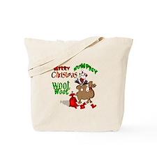 Merry Hump Day Christmas Tote Bag