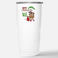 Merry Hump Day Christmas Travel Mug