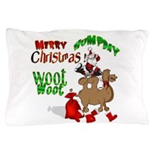 Merry Hump Day Christmas Pillow Case