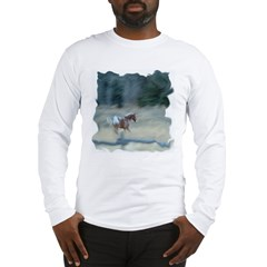Painted Pony Long Sleeve T-Shirt