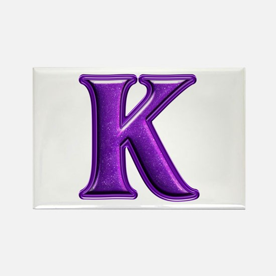K Shiny Colors Rectangle Magnet