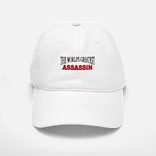 """""""The World's Greatest Assassin"""" Baseball Baseball Cap"""
