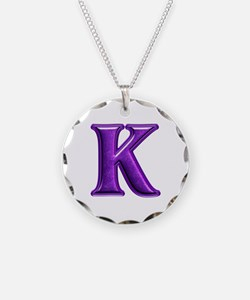 K Shiny Colors Necklace