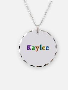 Kaylee Shiny Colors Necklace