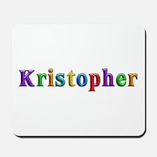 Kristopher Shiny Colors Mousepad
