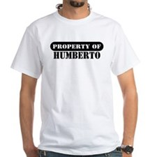 Property of Humberto Premium Shirt