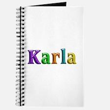 Karla Shiny Colors Journal