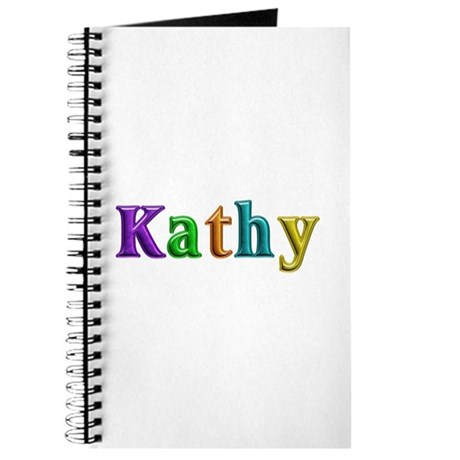 Kathy Shiny Colors Journal