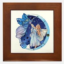Fairy of the Skies Framed Tile