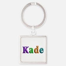 Kade Shiny Colors Square Keychain