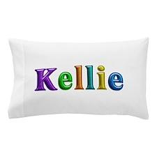 Kellie Shiny Colors Pillow Case