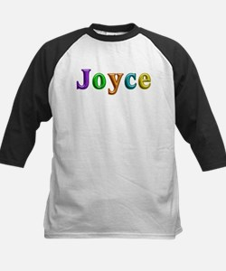 Joyce Shiny Colors Baseball Jersey