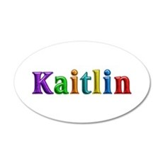 Kaitlin Shiny Colors Wall Decal
