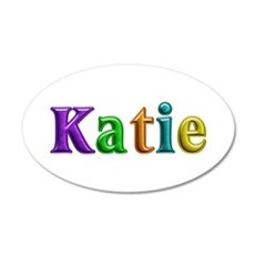 Katie Shiny Colors Wall Decal