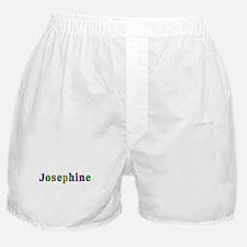 Josephine Shiny Colors Boxer Shorts