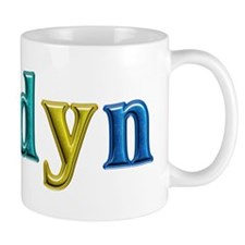 Jordyn Shiny Colors Mugs