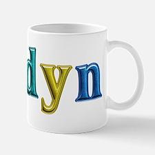 Jordyn Shiny Colors Mugs