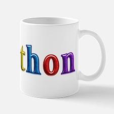 Jonathon Shiny Colors Mugs